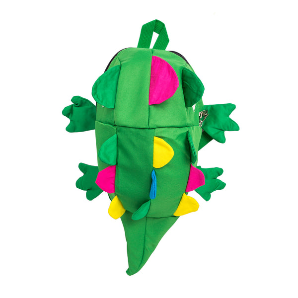 Dinosaur Backpack - Green