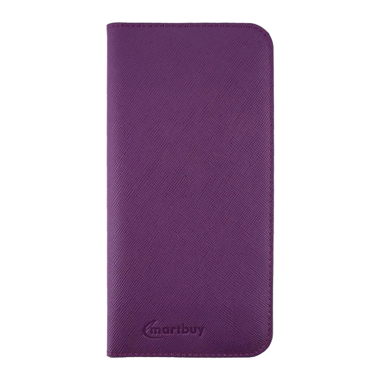 Magnetic Slim Wallet - Purple