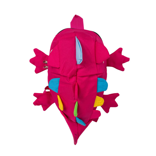 Dinosaur Backpack - Pink