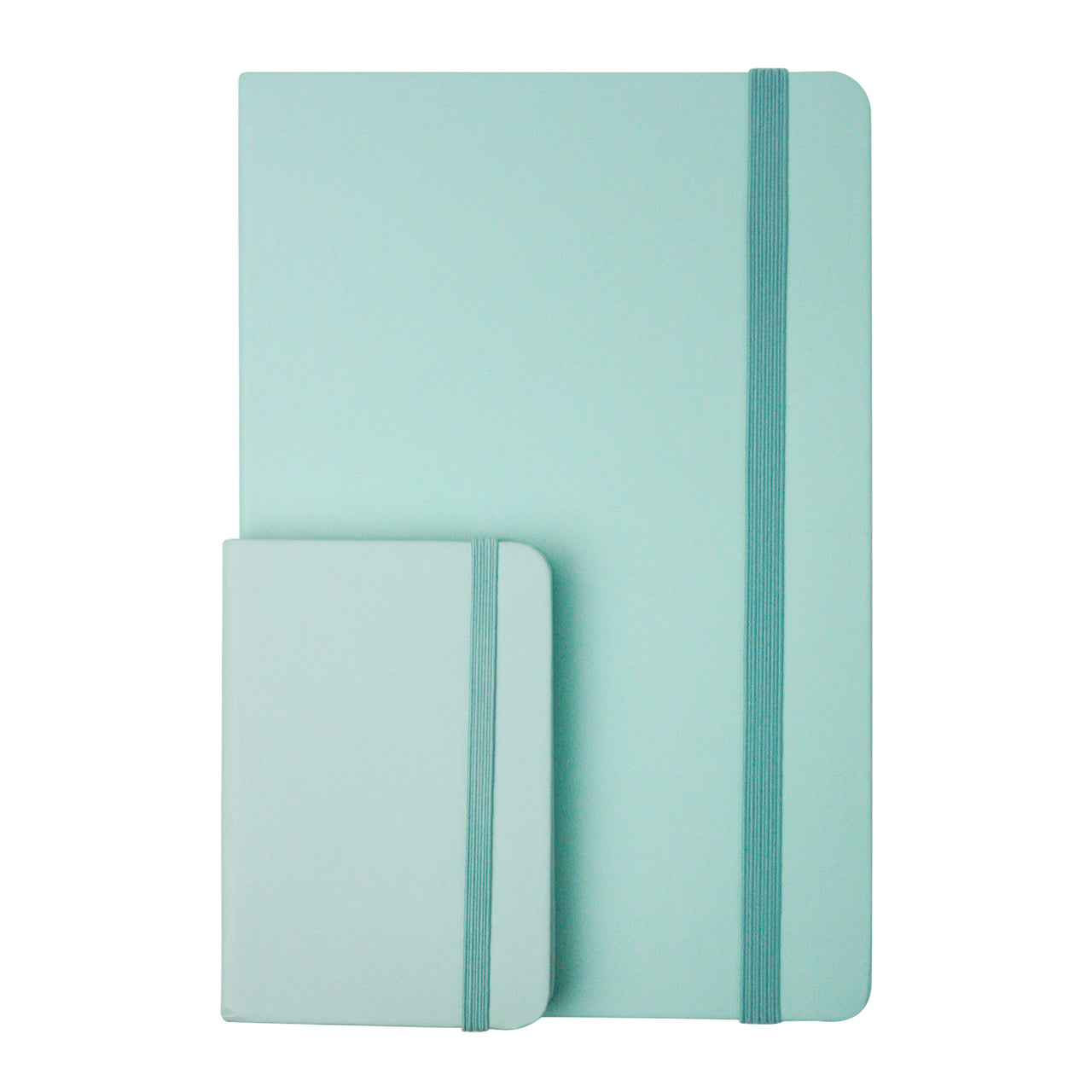 A5 & A7 Pastel Notebook - Blue - EMARTBUY
