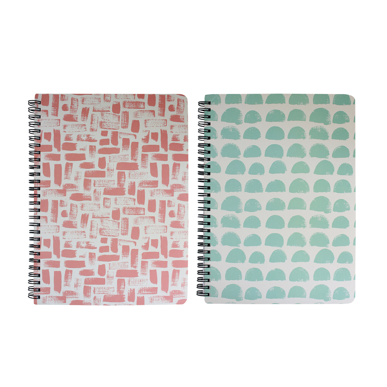 A5 Printed Notebook - Set of 2