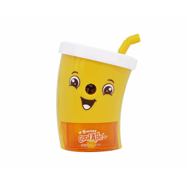 Cartoon Cup Sharpener - Yellow