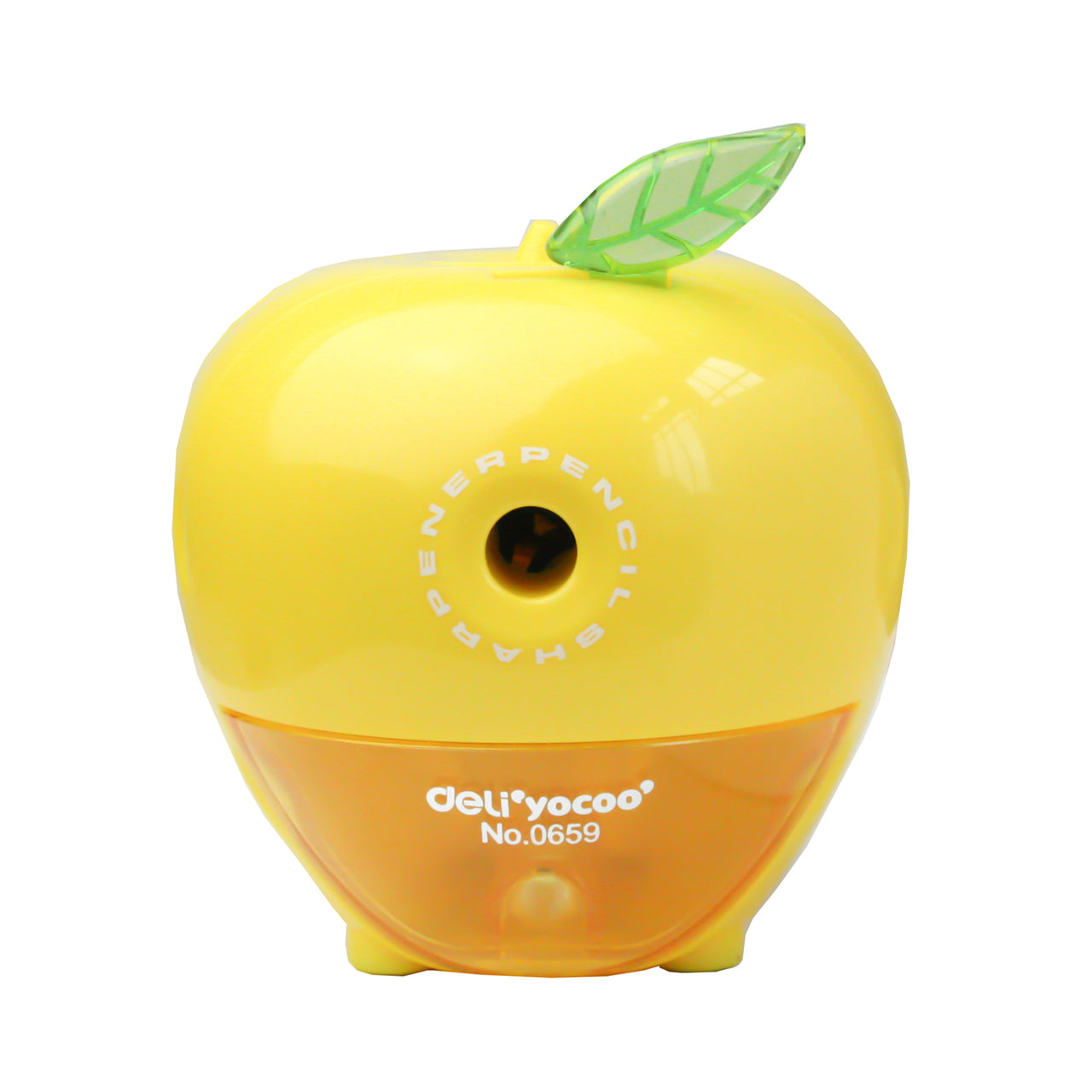 Apple Sharpener - Yellow - EMARTBUY