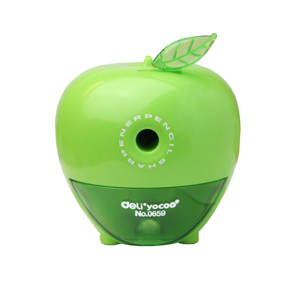 Apple Sharpener - Green - EMARTBUY