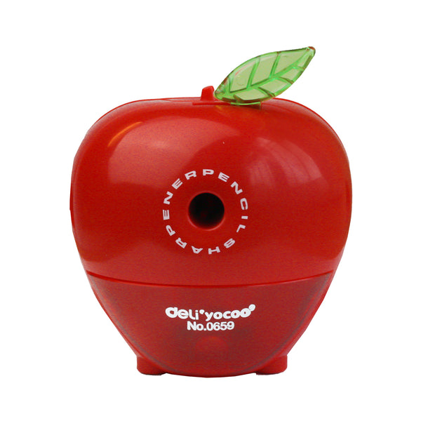 Apple Sharpener - Red - EMARTBUY