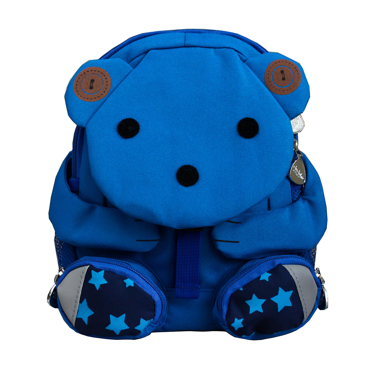 Teddy Backpack - Blue