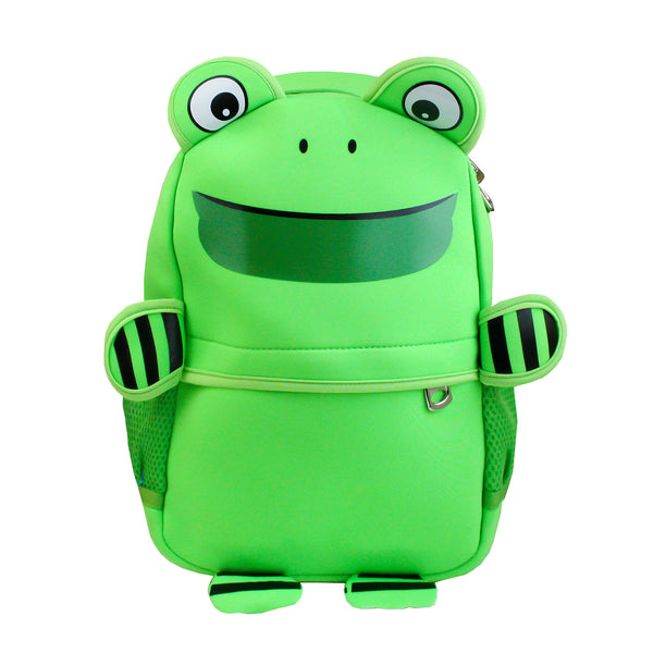 3D Frog Backpack