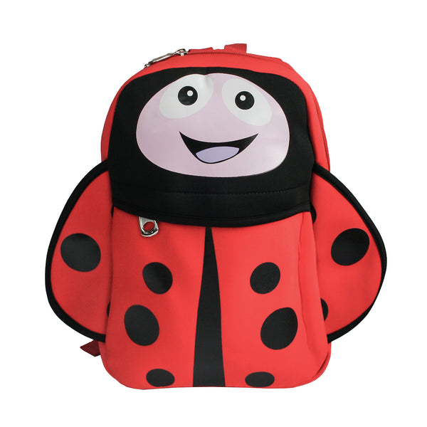 3D Ladybird Backpack
