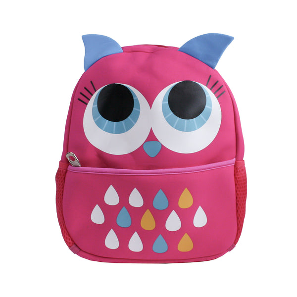 3D Owl Backpack