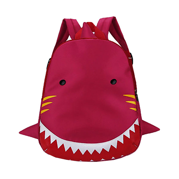 Shark Backpack - Pink
