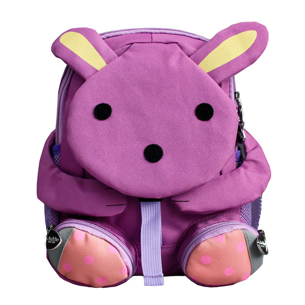Rabbit Backpack - Purple
