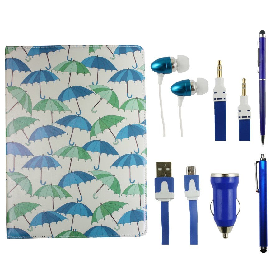 Tablet Accessory Bundle Pack - Umbrella