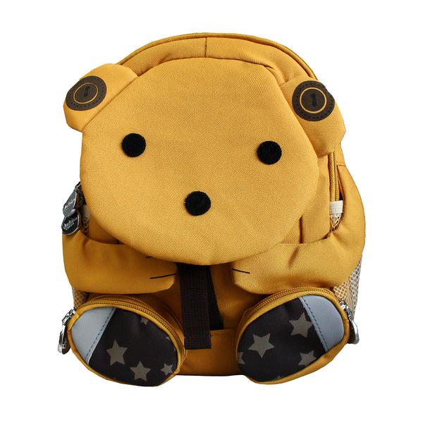 Teddy Backpack - Mustard