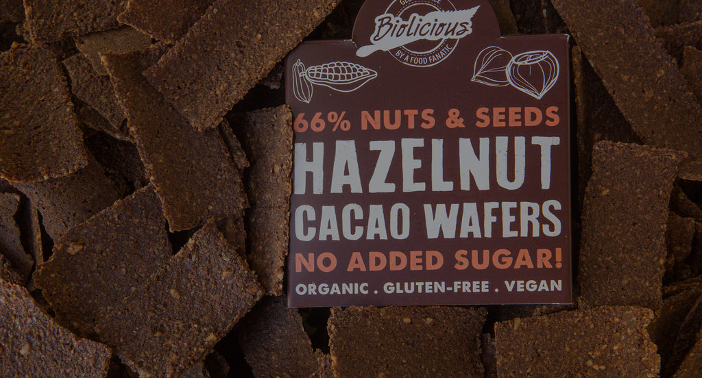 Hazelnut Cacao Wafers