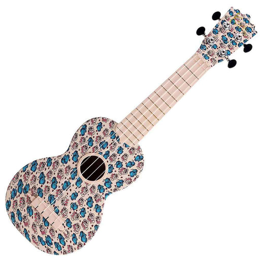 Koda: Cartoon Design Soprano Ukulele