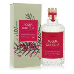 4711 Acqua Colonia Pink Pepper & Grapefruit Eau De Cologne Spray By Maurer & Wirtz