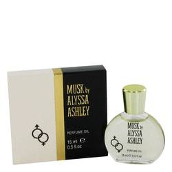 Alyssa Ashley Musk Perfumed Oil By Houbigant