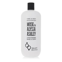 Alyssa Ashley Musk Body Lotion By Houbigant
