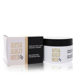 Alyssa Ashley Musk Body Cream By Houbigant