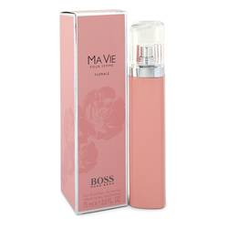 Boss Ma Vie Florale Eau De Parfum Spray By Hugo Boss