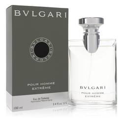Bvlgari Extreme Eau De Toilette Spray By Bvlgari