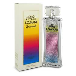 Miss Lomani Diamonds Eau De Parfum Spray By Lomani