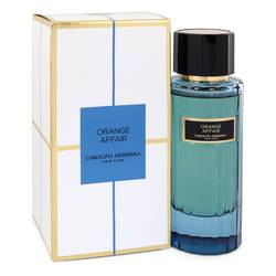 Orange Affair Eau De Toilette Spray (Unisex) By Carolina Herrera