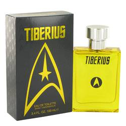 Star Trek Tiberius Eau De Toilette Spray By Star Trek