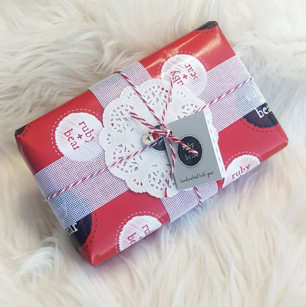 Limited Edition Christmas Giftwrapping