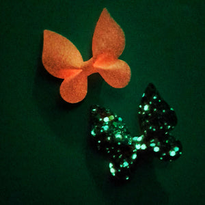 Mari Glow In The Dark Coordinating Butterflies Duets