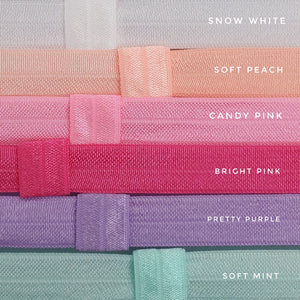 Interchangeable Headbands - 10 Colour Choices