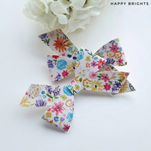 Libby - Single Bows - 4 Colour Choices