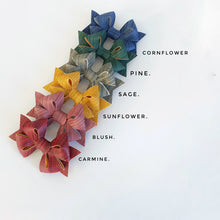 Keke Single Bows - 6 Colour Choices