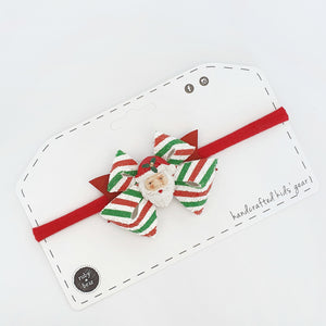 Jolly Old St. Nick - Single Bows