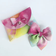 Nora Bow Purse - 30% Donation To The Child Cancer Foundation