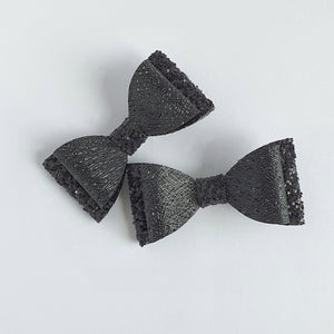 Evie - Single Bows For Clips or Headbands