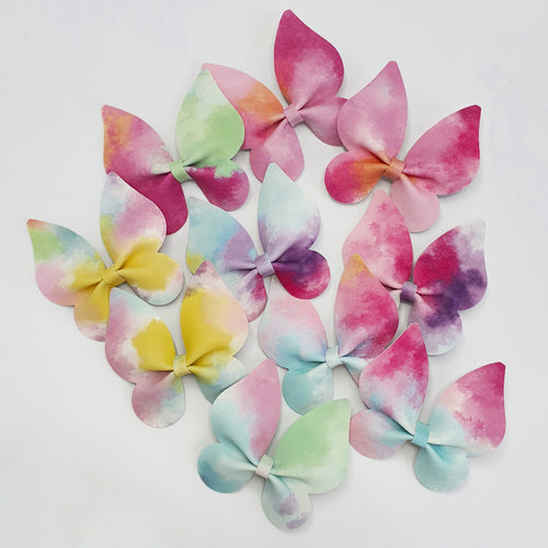 Nora Big Sister Butterfly Bow - 30% Of Each Sold Donated To The Child Cancer Foundation via Touch The Sky