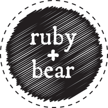 Ruby + Bear Gift Cards