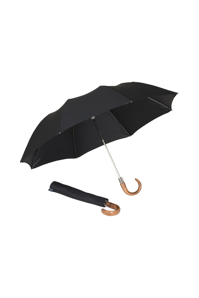 Folding Ince Umbrella - Black