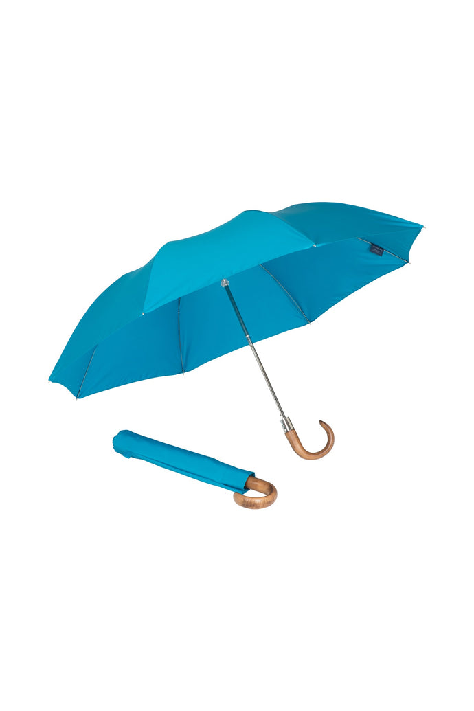 Folding Ince Umbrella - Kingfisher