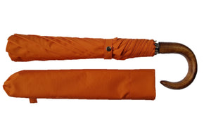 Folding Ince Umbrellas - Orange
