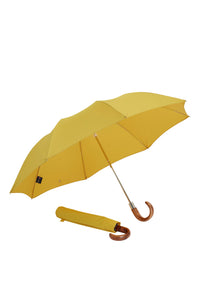 Folding Ince Umbrella - Yellow