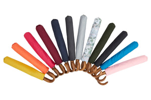 Folding Ince Umbrellas - Classic Colours