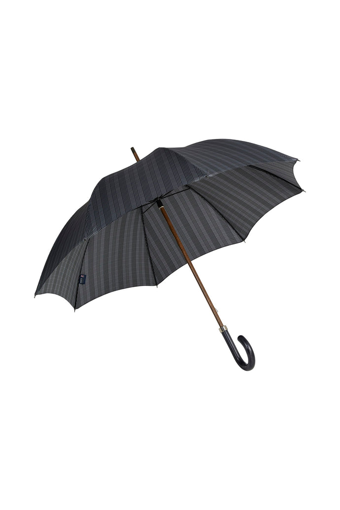 Gents Beechwood Ince Umbrella - Prince of Wales