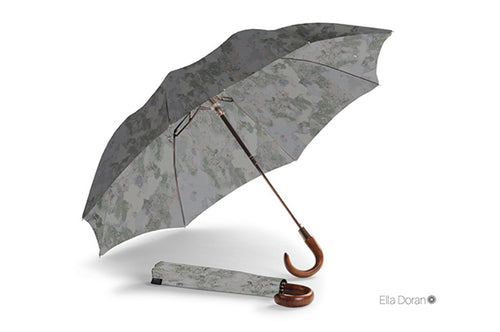 Ella Doran Camouflage light - Folding Umbrella