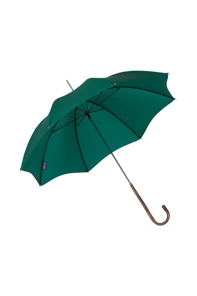 Ladies City Slim Ince Umbrella - Racing Green