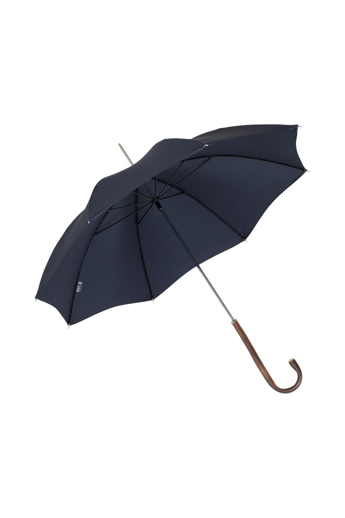 Ladies City Slim Ince Umbrella - Navy