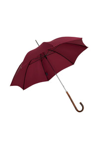 Ladies City Slim Ince Umbrella - Wine