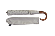 Folding Ince Umbrella - Dove Grey