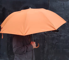 Ince Folding Umbrella_Pumpkin Orange